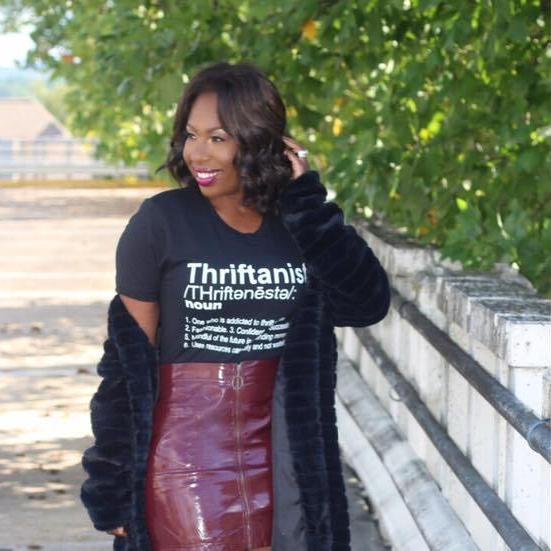Black Thriftanista
